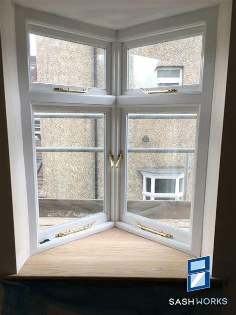 wooden casement windows replacement windows north london sash works
