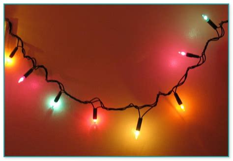 different types of christmas lights different types of lights 2