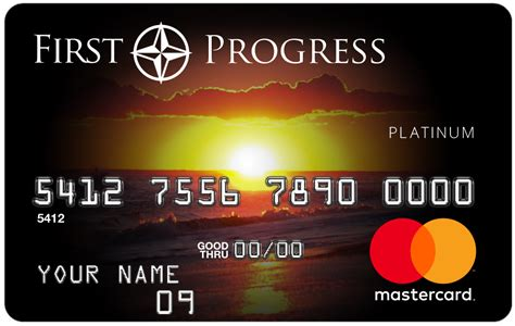 Bank secured card is its relatively high apr. First Progress Platinum Select MasterCard® Secured Credit Card