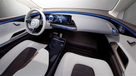 future mercedes interior mercedes benz concept eq the electric suv of the future
