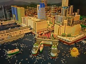 LEGO Cities Models