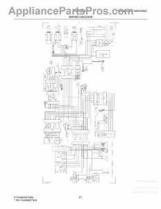 Parts For Frigidaire Frs26lf8cs1  Wiring Diagram Parts
