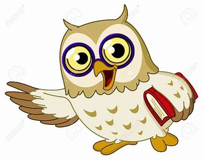 Owl Clipart Wise Clipartion Vector