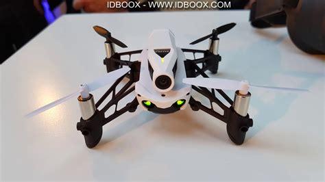 parrot mambo fpv mini drone avec camera prise en main youtube