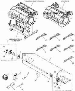 Parts Catalog  U0026gt  Canon  U0026gt  Ipf650  U0026gt  Page 1