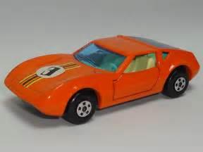Vintage Matchbox Cars Case