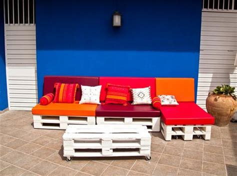 luxurious  comfortable outdoor pallet sofas pallets