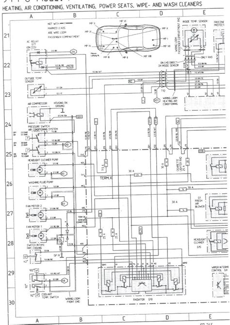 Require Circuit Diagram For Porsche