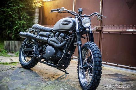 Moto Triumph Do Jurassic World Vai A Leilão