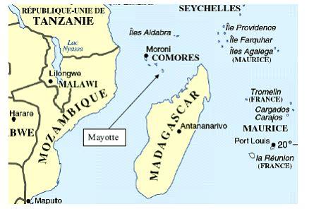 Localisation Mayotte Carte Monde by Info Ou Se Trouve Mayotte Sur La Carte Du Monde