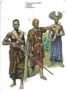 African Warrior pictur...