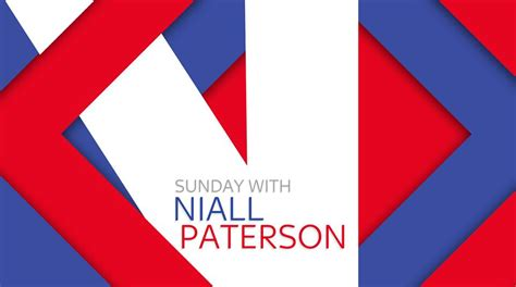 Sunday with Niall Paterson Interview with Dominic Raab MP ...