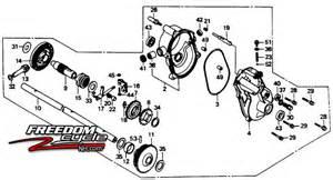 Honda Harmony Schematic