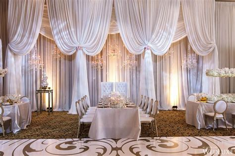 draping for wedding receptions 46 best pipe and drape decor images on