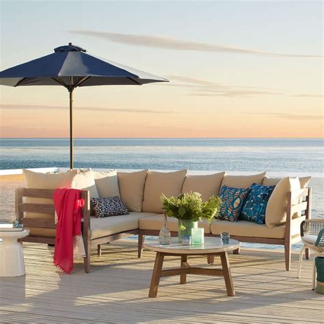 West Elm Outdoor Furniture Sale Save 30% Off Select