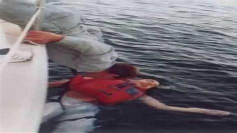 Man Jumps Overboard Royal Caribbean Cruise Ship - REACT WORLD - YouTube