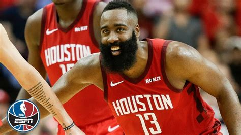 James Harden drops 41 points as Rockets edge Thunder on ...