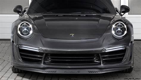 Topcar 911 Turbo Stinger Gen2 Carbon Edition Shows Joy Of