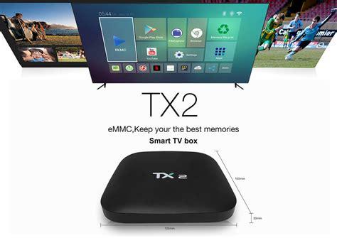 Tanix Tx2-r2 Rk3229 Kodi 4k Uhd Tv Box