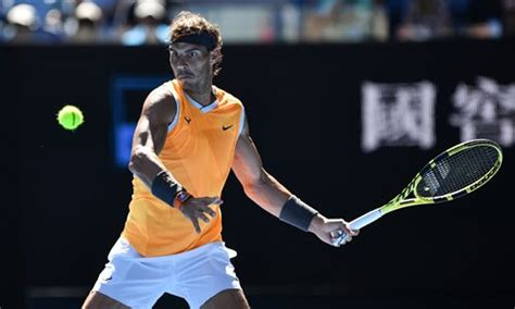 Nadal powers into Aussie Open quarters - Global Times