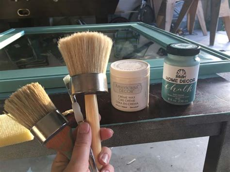 chalk paint the super easy way to update furniture
