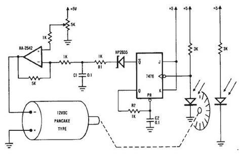 Volts Motor Speed Controller Circuit Diagram Using