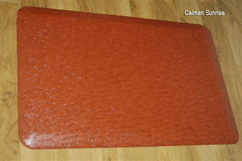 orange kitchen floor mats designer crocodile kitchen mats are kitchen floor mats by 3763
