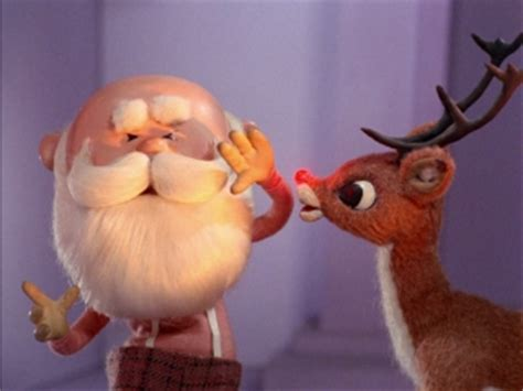 rudolph  red nosed reindeer trailer  video