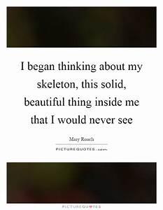I began thinkin... Solid Attitude Quotes
