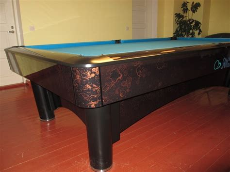 second hand table ls sam k steel 9 ft pool table second hand suomen