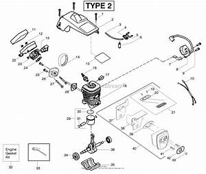 Ayp  Electrolux 2150 Le  2150 Predator Le Type 2  2008-03  Parts Diagram For Engine