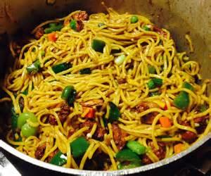 Guyanese Chicken Chow Mein Recipe