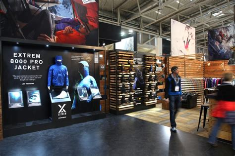 berghaus exhibition experience  mynt design  ispo