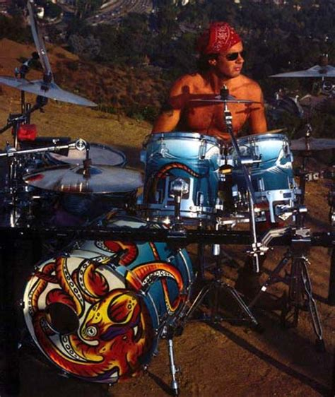 chad smith pearl drums