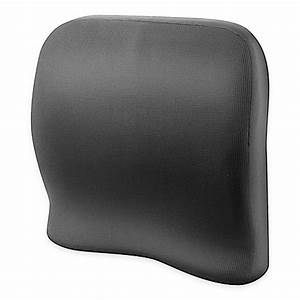 Relax fusion contour cushion bed bath beyond for Bed bath beyond gel seat cushion