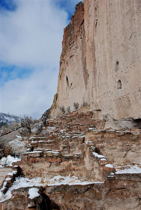 History Culture Bandelier National Monument