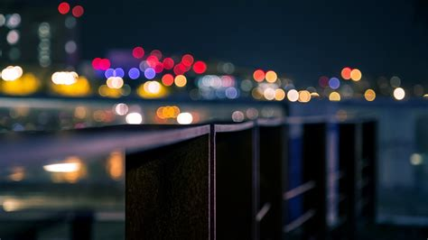 city bokeh wallpaper gallery