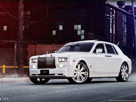 Rolls Royce Phantom White Wallpapers » Holy Drift Hd Car