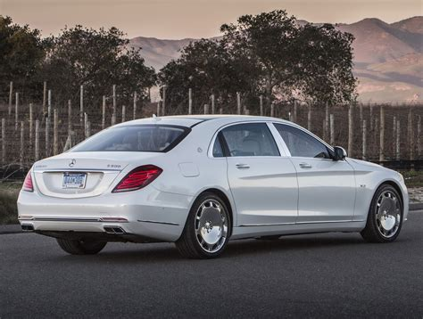 A Maybach by Get To The 2016 Mercedes Maybach S600 In 57 New