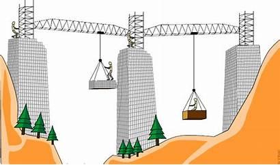 Animation Viaduct Materials Construction Landwasser Stone Shows