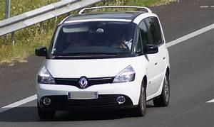 Renault Espace 4 : fiche performances renault espace 4 2002 2014 acceleration vitesse renault espace 4 ~ Gottalentnigeria.com Avis de Voitures