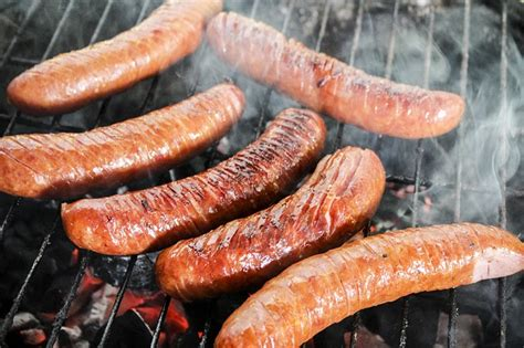 sausage grill barbecue    photo  pixabay