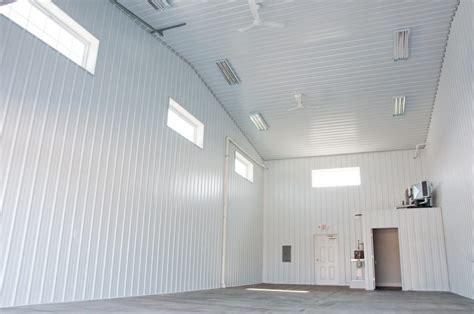 interior liner panels metal exteriors