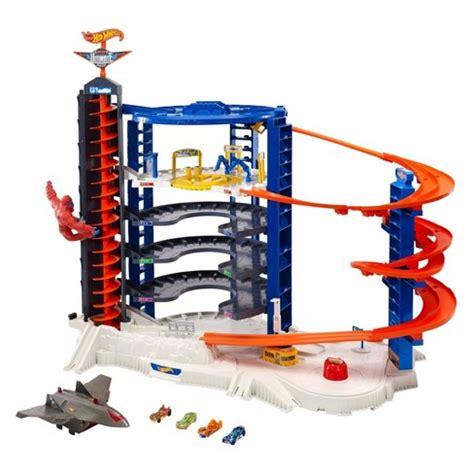 Wheel Garage by Wheels Ultimate Garage Playset Target