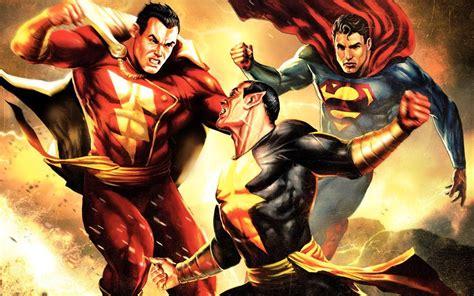 Shazam Image Superman Shazam The Return Of Black Adam Wallpapers