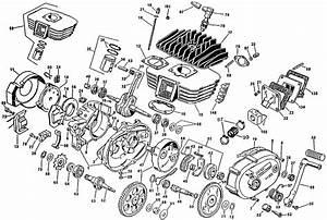 Bz U0026 39 S Bmw Isetta 300 U0026 39 S  Isetta 300 Parts Plates Exploded