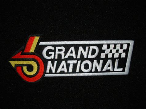 Buick Grand National Logo by Car Motorsports Trunk Lid Covers