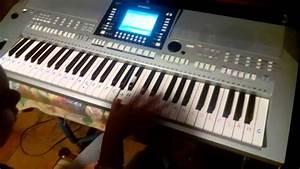 Yamaha Psr S710 : lambada piano klavesy ako na to bez not yamaha ~ Jslefanu.com Haus und Dekorationen