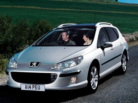 amazing peugeot 407 sw peugeot 407 sw picture 11 reviews news specs buy car