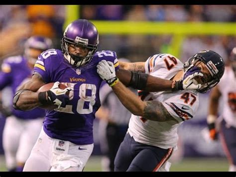 adrian peterson top  runs youtube